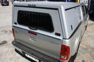 AluCab - Hardtop Explorer 3 Toyota Hilux_2