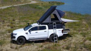 AluCab - Hardtop Explorer 3 mit Dachzelt Ford Ranger_4