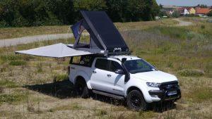 AluCab - Hardtop Explorer 3 mit Dachzelt Ford Ranger_2
