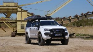 AluCab - Hardtop Explorer 3 mit Dachzelt Ford Ranger_11