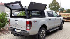AluCab - Hardtop Explorer 3 Ford Ranger 2016_2