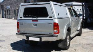 AluCab - Hardtop Explorer 3 Toyota Hilux 2005_5