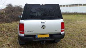 AluCab - Hardtop Explorer 3 VW Amarok 2010_1