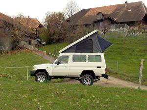 AluCab Hubdach Toyota Hzj_3