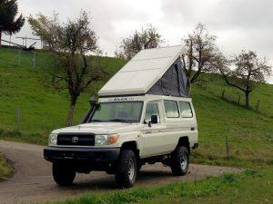 AluCab Hubdach Toyota Hzj_2