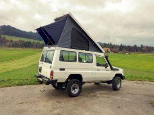 AluCab Hubdach Toyota Hzj_1