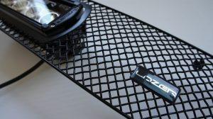 Lazer Lamps Scheinwerfer Zubehör Kühlergrilleinsatz VW T5_5