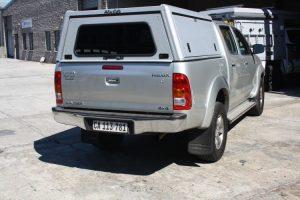 AluCab - Hardtop Explorer 3 Toyota Hilux_3