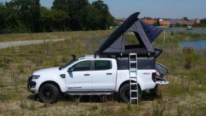 AluCab - Hardtop Explorer 3 mit Dachzelt Ford Ranger_5