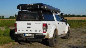 AluCab - Hardtop Explorer 3 mit Dachzelt Ford Ranger_8