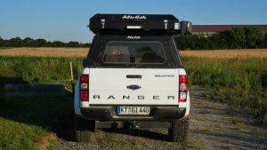 AluCab - Hardtop Explorer 3 mit Dachzelt Ford Ranger_7