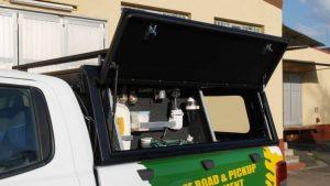 AluCab - Hardtop Explorer 3 Ford Ranger 2012_14