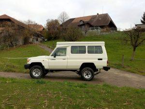AluCab Hubdach Toyota Hzj_7