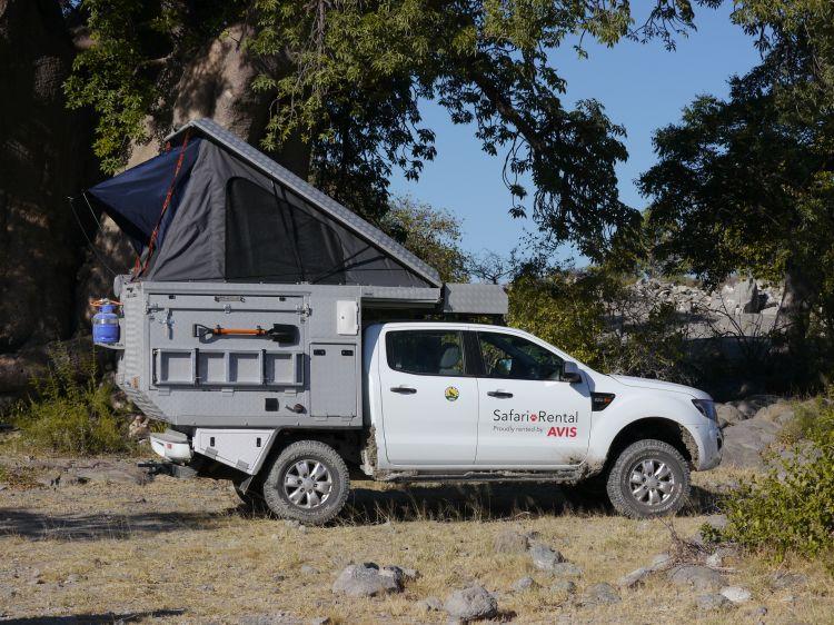 Alu Cab - Camper Ossewa