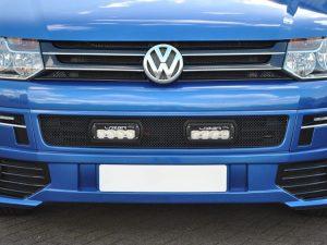 Lazer Lamps Scheinwerfer Zubehör Kühlergrilleinsatz VW T5_8